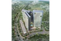 Dijual Apartemen Type Studio Modern Nyaman Casa De Parco BSD City Tangerang