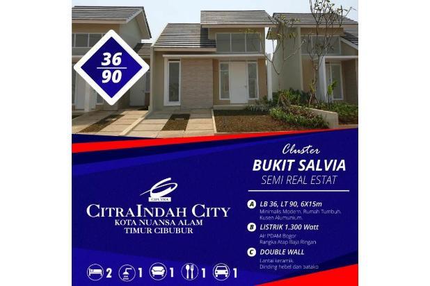 Rp227jt Rumah Dijual