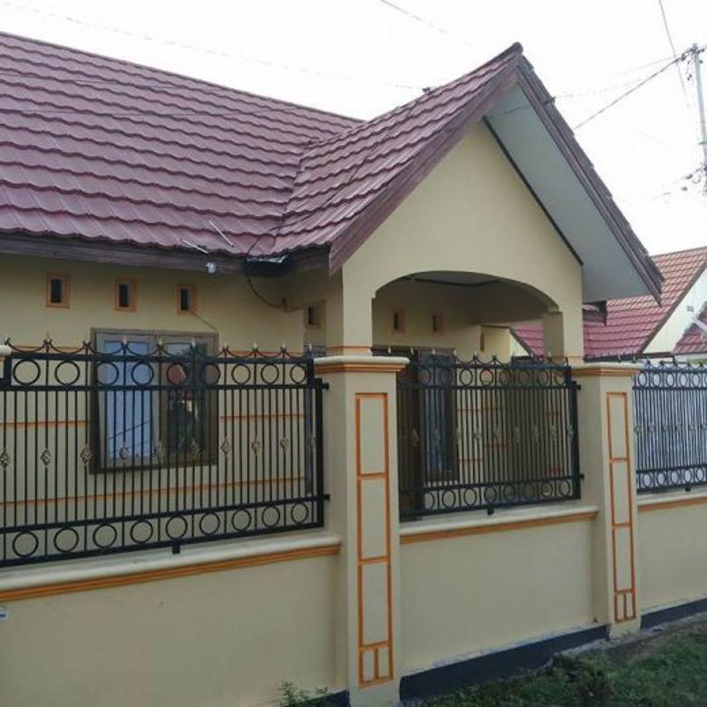 Rumah 3 kamar tipe 36 dijual/dikontrakkan
