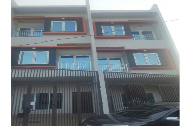 rumah baru hadap timur di jelambar 12507465