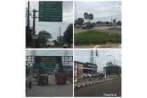 Rumah di tepi Jalan Toll JORR Pondok Kelapa