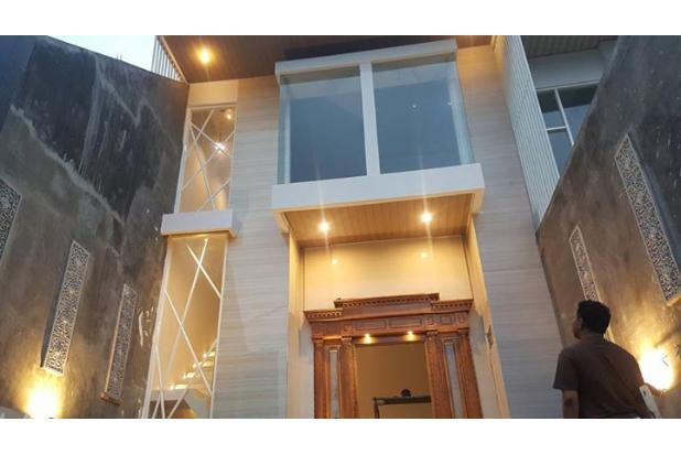 Rumah Mewah Gayungari Surabaya ada kolam renang & Furniture 2.8 M 15689900