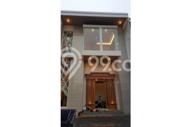 Rumah Mewah Gayungari Surabaya ada kolam renang & Furniture 2.8 M 15689909