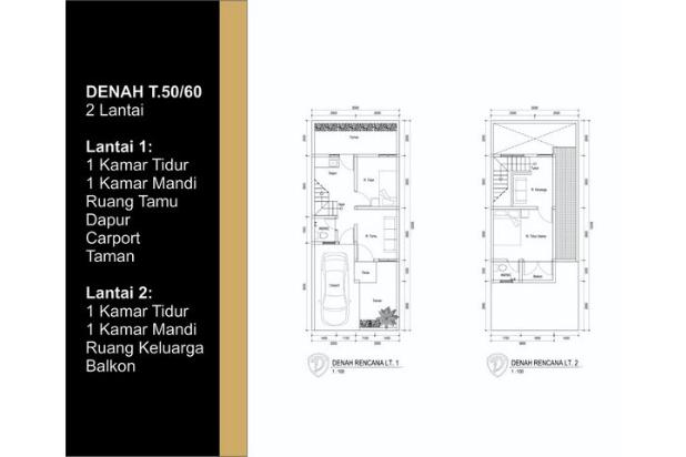 Rumah Mewah 2 Lantai Harga 1 Lantai BIG PROMO SISA 1 Unit Ciwastra Bandung 21189491