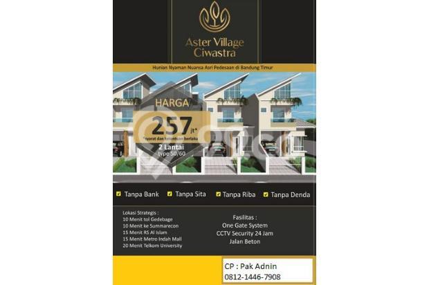 Rumah Mewah 2 Lantai Harga 1 Lantai BIG PROMO SISA 1 Unit Ciwastra Bandung 21189494