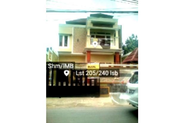 Rumah Baru Ada Kolam Renang akses Depan Jalan Besar Jagakarsa 23047313