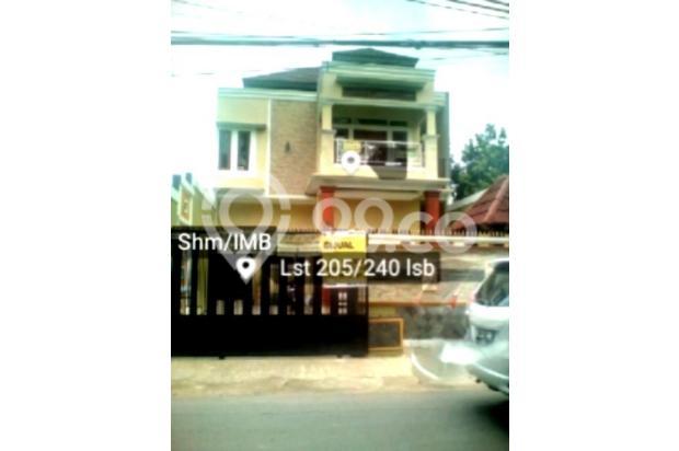 Rumah Baru Ada Kolam Renang akses Depan Jalan Besar Jagakarsa 23047336