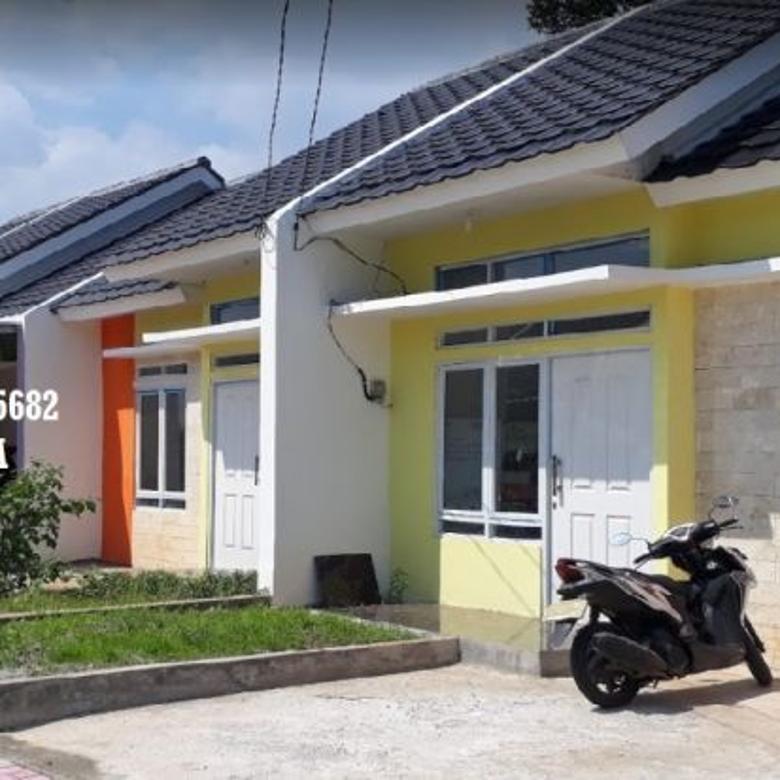 Rumah Modern 300 Jtan Tanpa DP di Setu Bekasi Timur