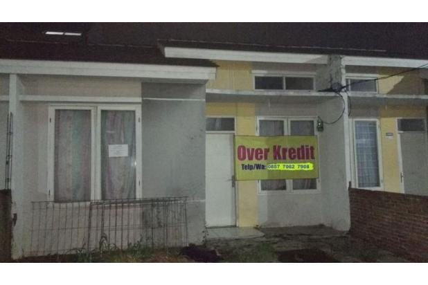 Rp122jt Rumah Dijual