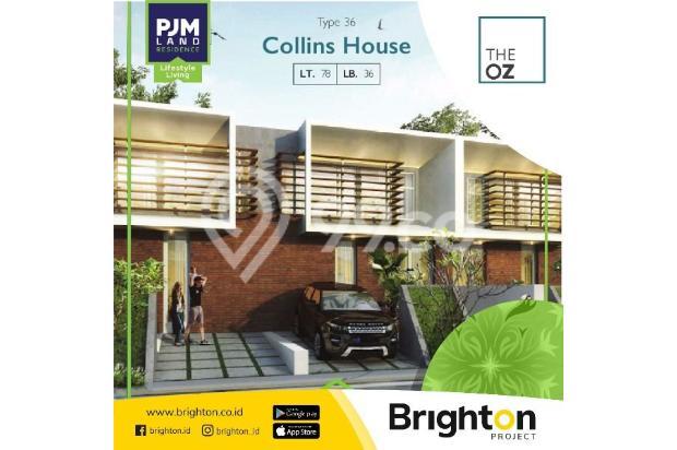Dijual Rumah The OZ Residence Malang 16225119