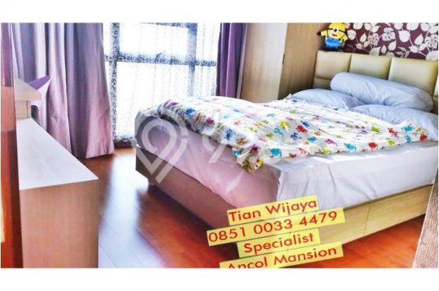 DISEWAKAN Apartemen Ancol Mansion 3+1Br (Jarang ada – Private Lift) 8877171