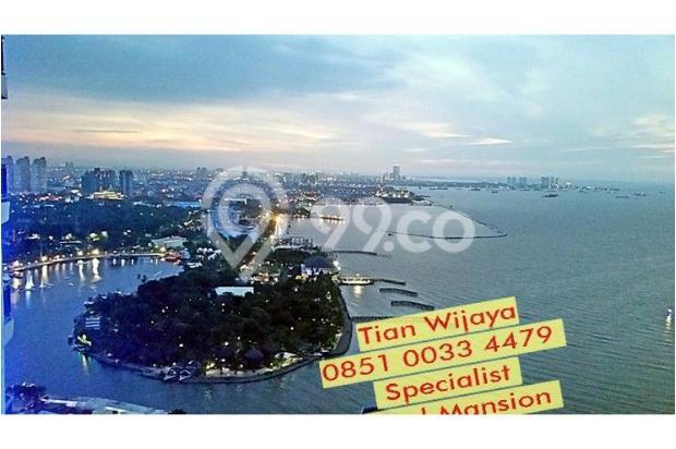 DISEWAKAN Apartemen Ancol Mansion 3+1Br (Jarang ada – Private Lift) 8877168