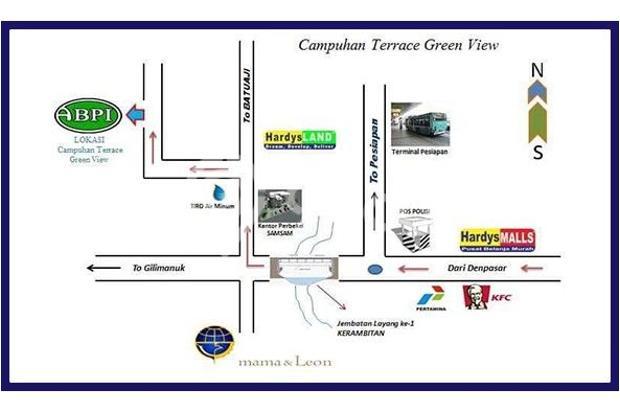Perumahan dan Tanah Kavling Campuhan Terrace Green View 6389249