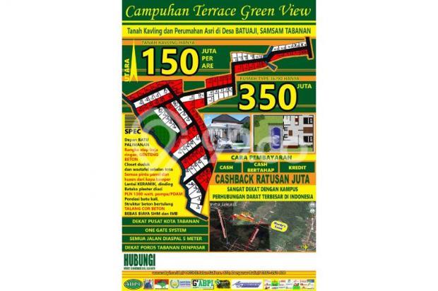 Perumahan dan Tanah Kavling Campuhan Terrace Green View 6389253