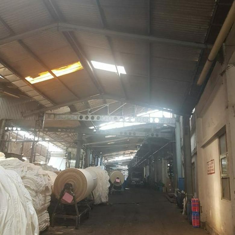 Pabrik Tekstil ada Izin Limbah Cair di Cibereum Bandung