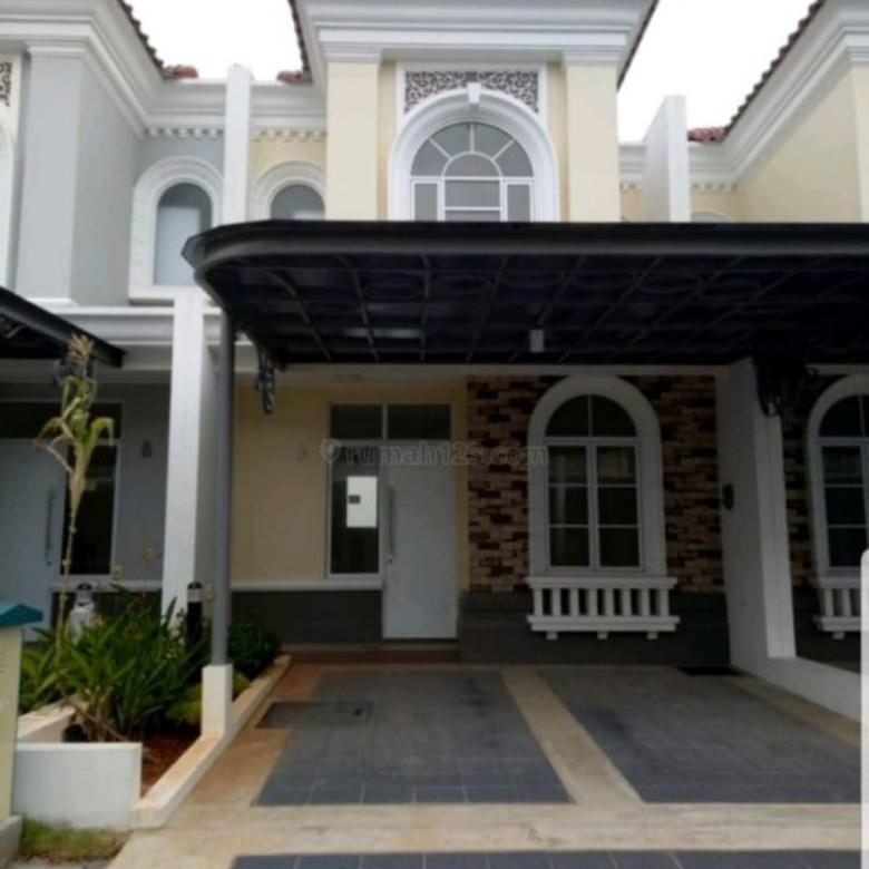Dijual Rumah di Cluster La Seine (Jakarta Garden City)