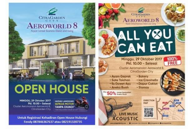 Dijual Rumah Strategis Nyaman di Citra Garden Jakarta Barat 14317839