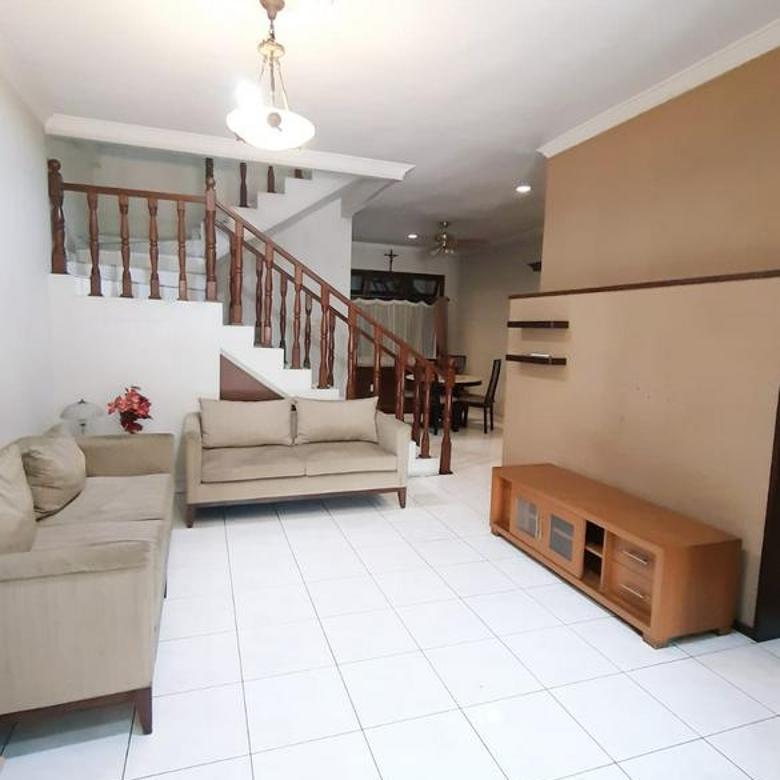 Rumah di Alam Segar Pondok Indah, Jalan depan lebar, Harga terbaik