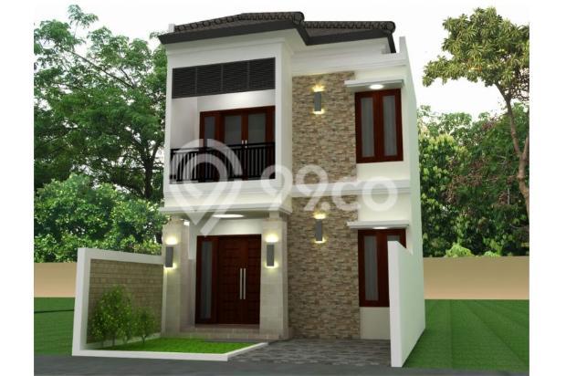 Rumah Baru di Bekasi Kota, Bisa KPR DP 0% 16578158