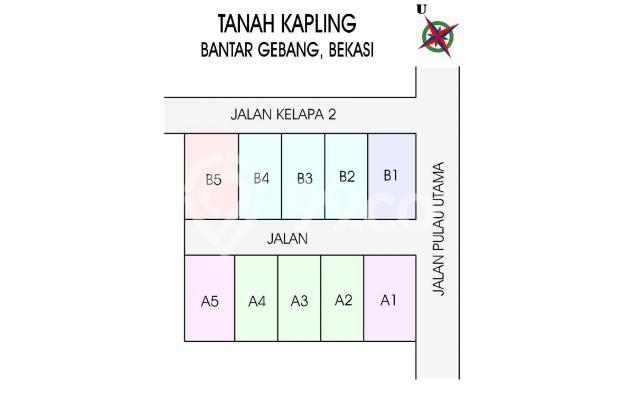 Rumah Baru di Bekasi Kota, Bisa KPR DP 0% 16578164