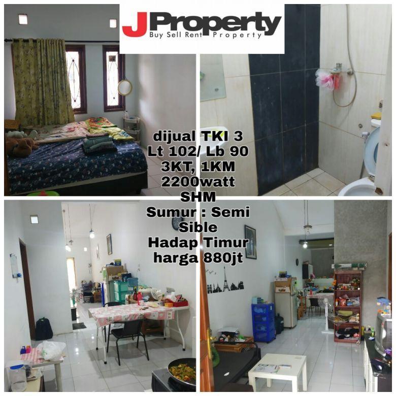 Dijual Rumah Strategis di Taman Kopo Indah 3 Bandung