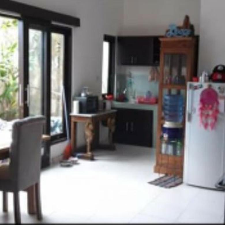 Rumah design villa di jalan taman sari kerobokan badung
