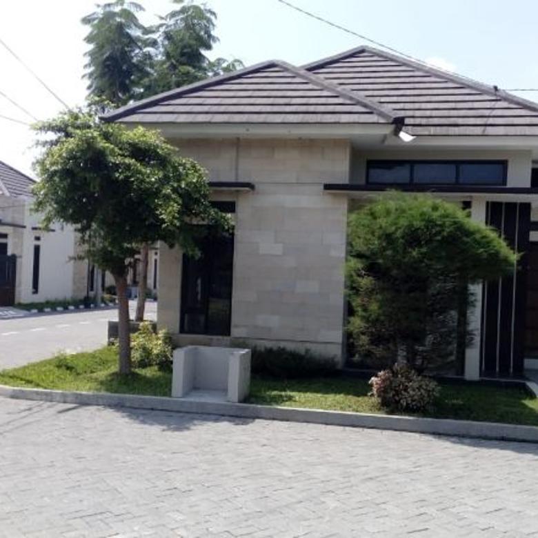 Rumah Cluster Cantik Siap Huni di Gentan Sukoharjo