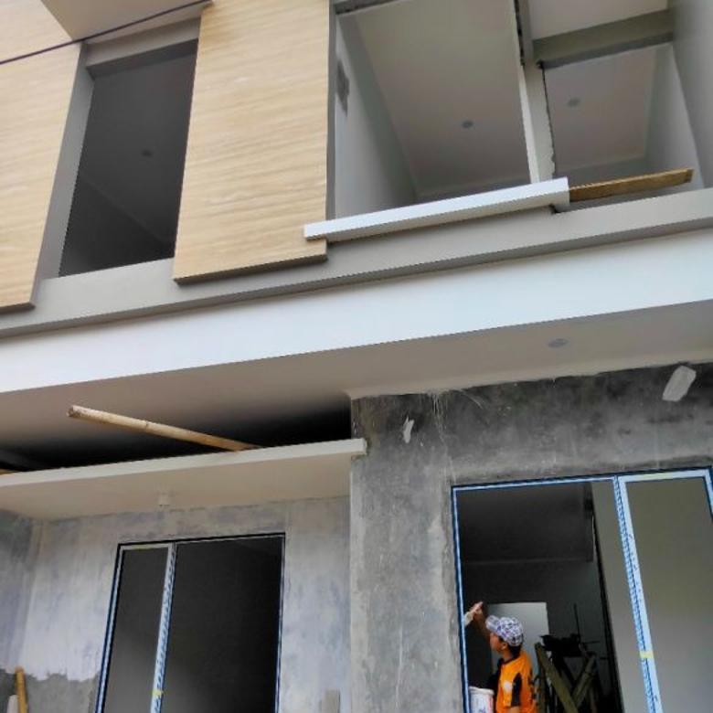 rumah baru 2 lantai pusat kota Tanjung Anom Bandung dekat tol