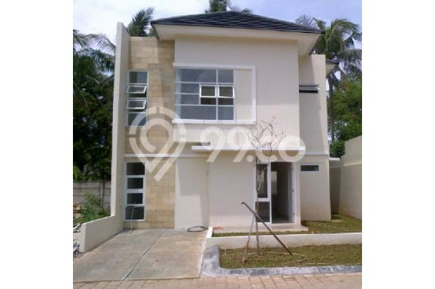 rumah mewah minimalis 2 lantai daerah bintaro sektor 9 dekat stasiun kereta dan pintu tol 1220616