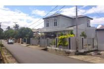 Dijual Rumah 2lantai  dan Tempat usaha malalayang, Depan jalan utama Dolog