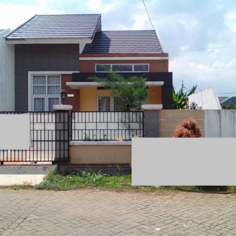 Rumah HOOK Siap Huni di Villa Bogor Indah 5 Blok CE
