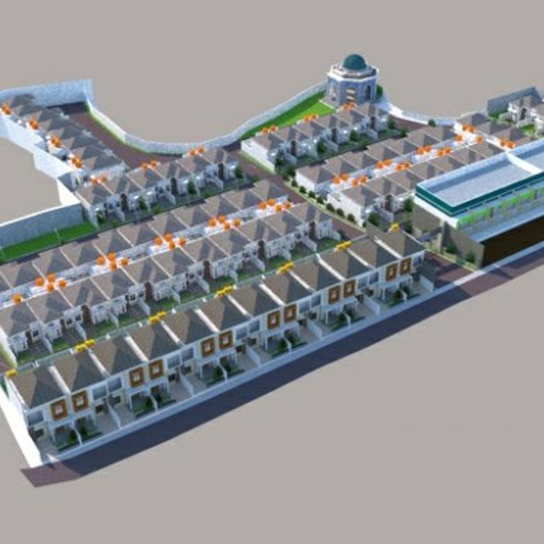 Permata Residence Hunian Gratis Biaya Surat DP Rp0