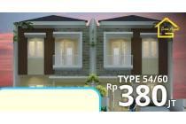 Rumah murah di Sidoarjo 2 lantai dekat tol Tanggulangin