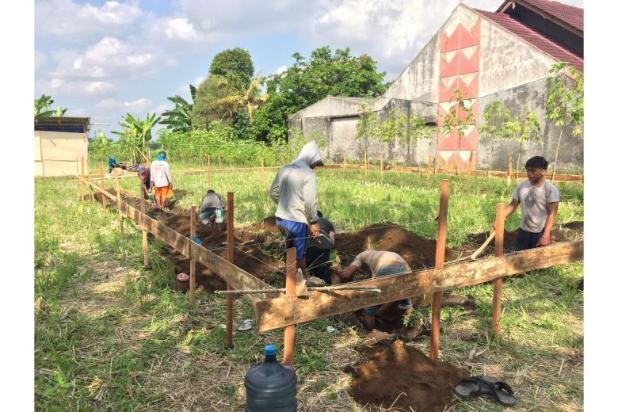 PANCORAN MAS,: Tanah Kaveling Depok Kota lho Ini, Bukan Pinggiran 12900259