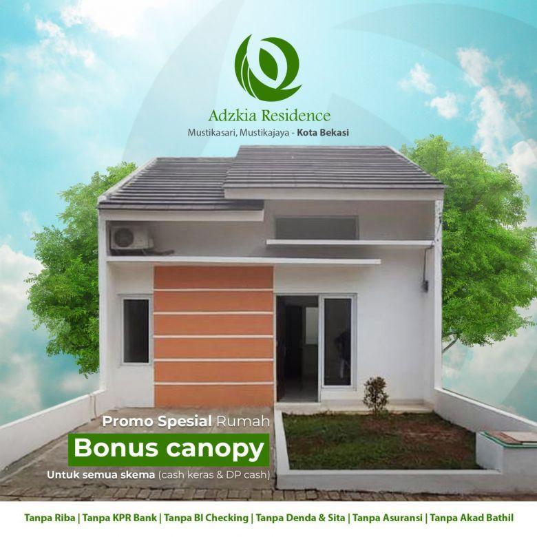 Adzkia Residence Bekasi cluster syariah