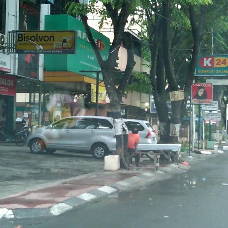 Ruko  5Lt Medan Kota Hdp RS Pringadi& u/Apotik