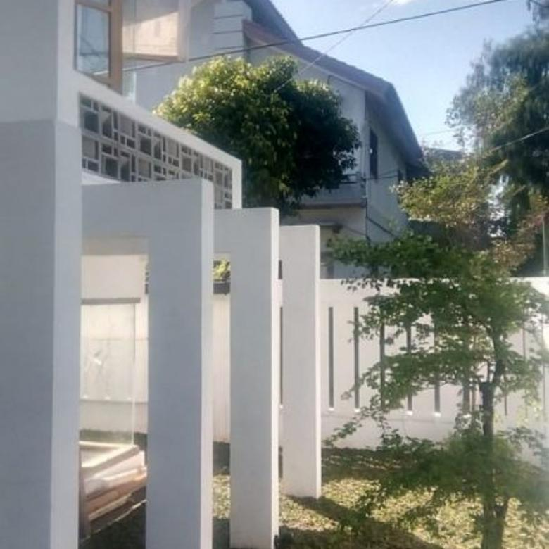 Ciputat, Villa Gunung Lestari, Rumah Baru, Desain Minimalis