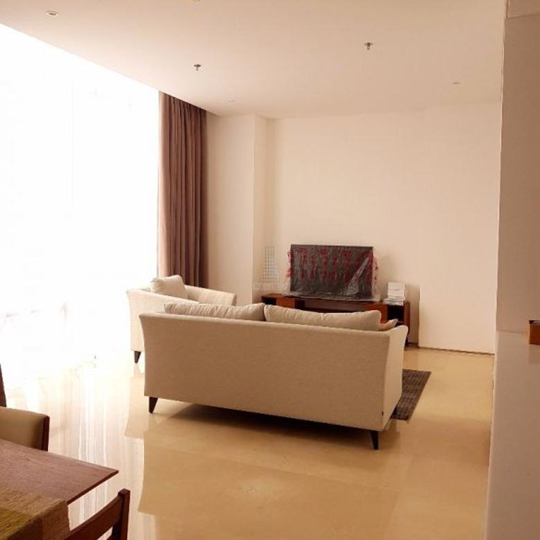 Apartemen Senopati Suites 2 2 Bedroom + Maidroom Furnished