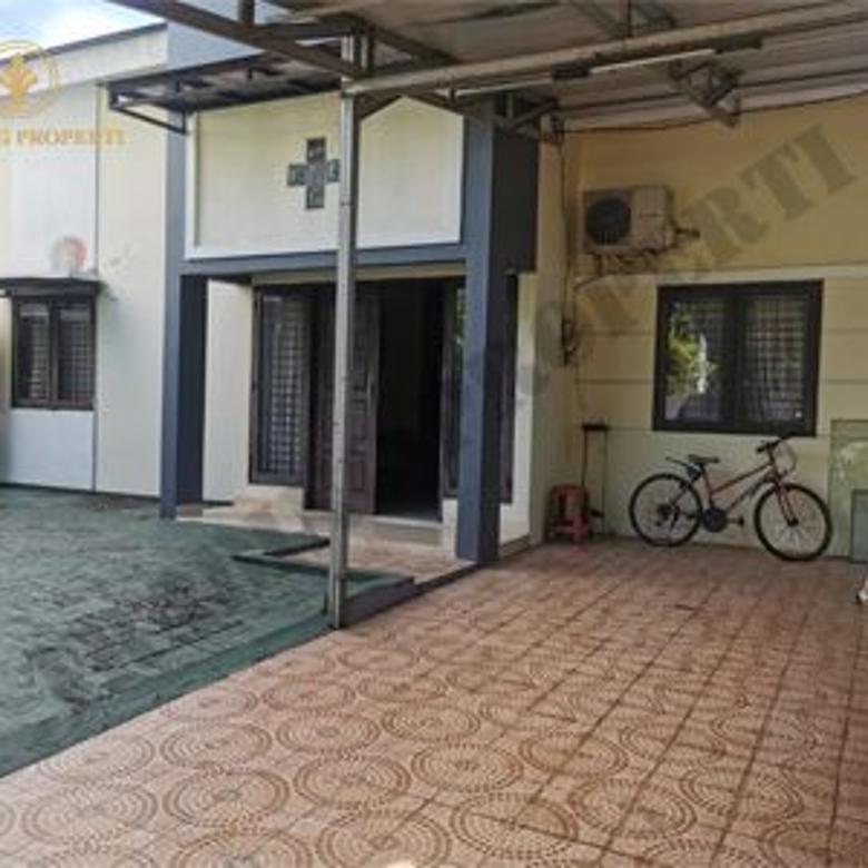 Rumah 4 Kamar Kencana Loka Bsd Serpong, Alam Sutera Tanah Luas