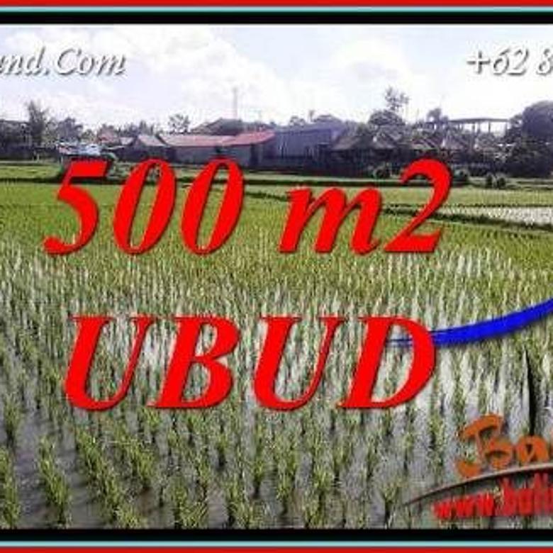 Tanah Murah di Sentral Ubud