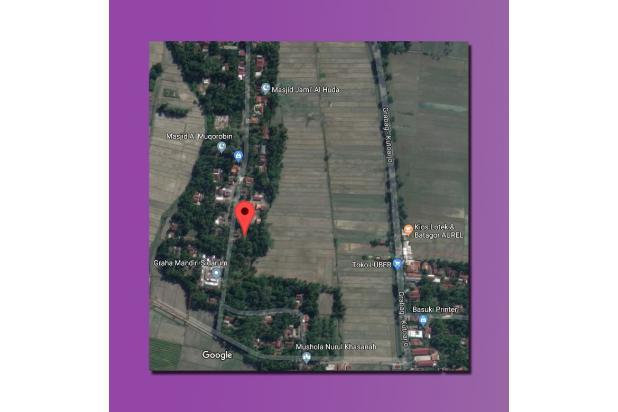 Rp58jt Tanah Dijual