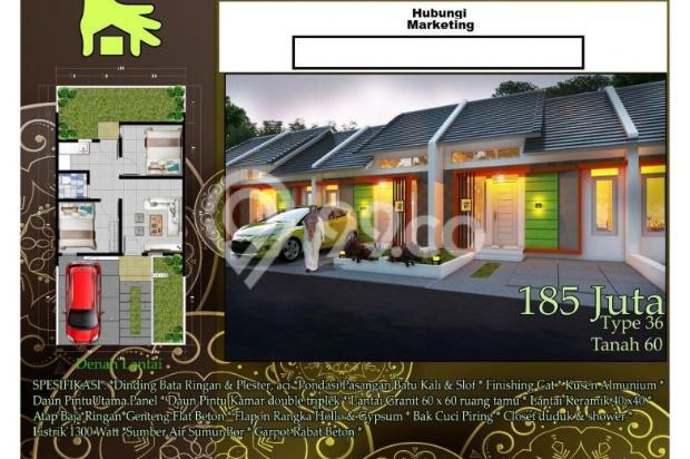 Rumah Khusus MUslim, Cicil Developer (rm00185) 12396806