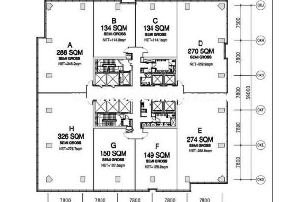 Rp69mily Ruang Kantor Dijual
