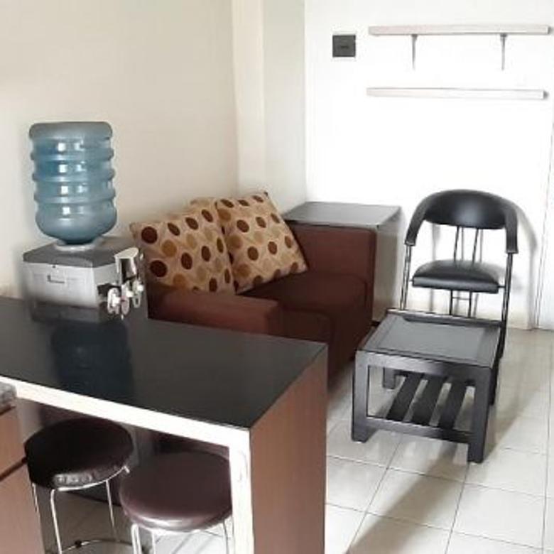 Jual Cepat BU Apartemen Green Pramuka City 2BR Full Furnish