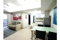 For Rent 2 Bedroom East View at The Wave Rasuna (Coral Sand) Kuningan