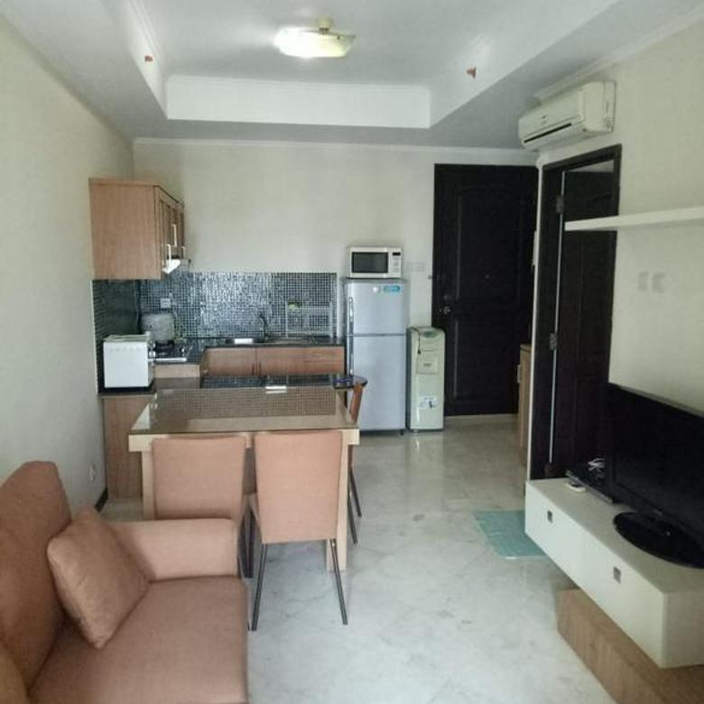 Apartemen Bellagio Residence 1BR Uk56m2 Siap Huni Furnished at Kuningan Jakarta Selatan