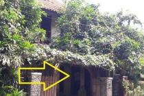 Rumah Tua di Cipete, Dalam Kompleks, Hadap Timur, SHM, LT 222 m2