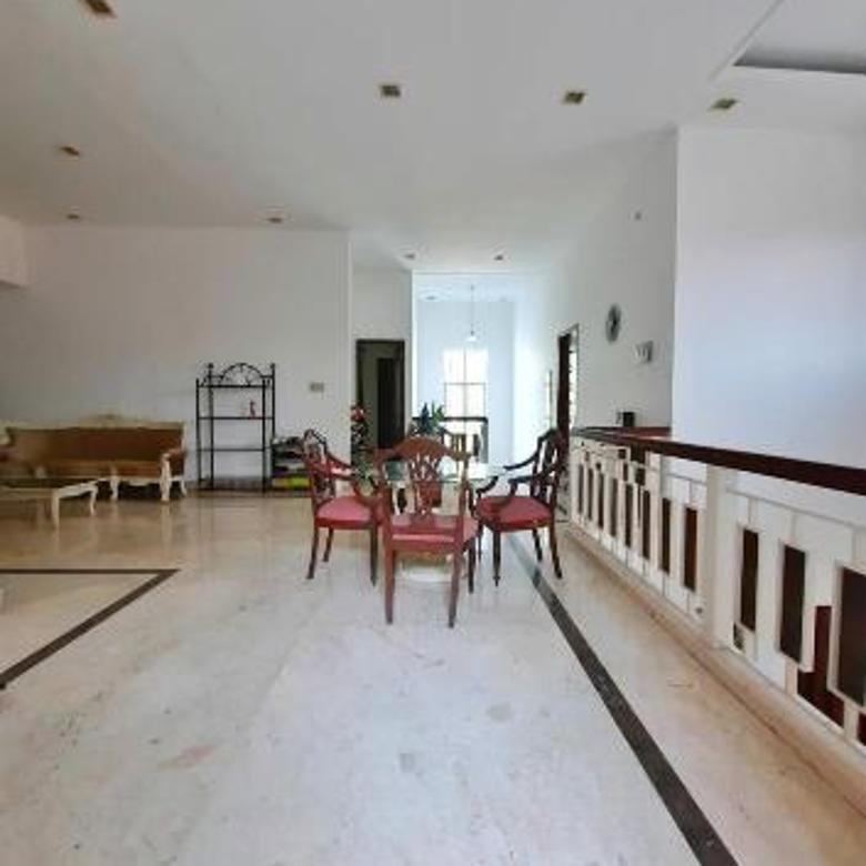 Rumah Mewah Modern Classic Style Di Bintaro Pesanggrahan