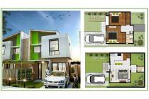 Rumah villa Green setiabudi