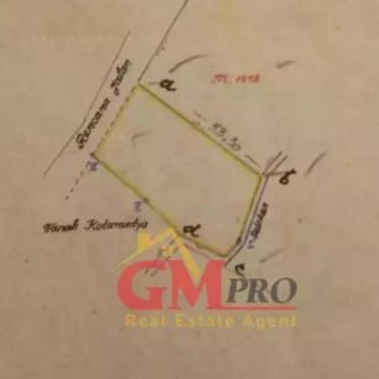 Dijual Tanah Datar Strategis di Sari Endah Setramurni Bandung